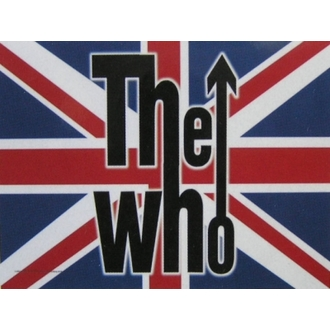 flag The Who - UK - HFL0862