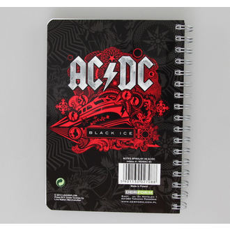 writing notepad AC / DC - Red - NSA6AC