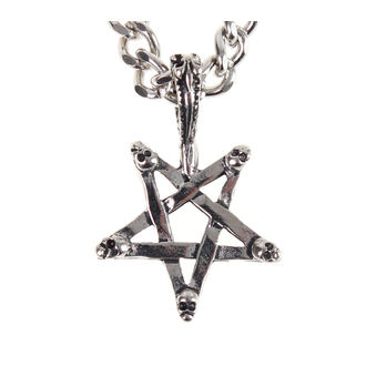 necklace Pentagram - PSY225
