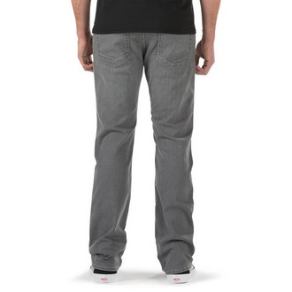 pants men VANS - V66 SLIM - Worn Grey - VK4F92D