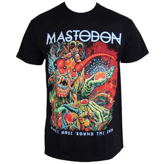 t-shirt metal Mastodon - - ROCK OFF - MASTEE06MB