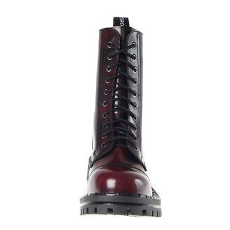 boots ALTER CORE - 10 eyelets - Burgundy Rub-Off 351