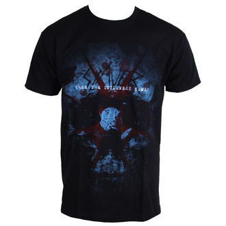 t-shirt metal men's Slayer - Stillness Comes Cover - ROCK OFF - SLAYTEE24MB