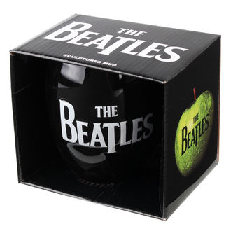 cup The Beatles - Drop T & Apple Oval - ROCK OFF - BEATMUG37
