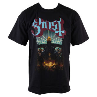 t-shirt metal men's Ghost - Meliora - ROCK OFF, ROCK OFF, Ghost