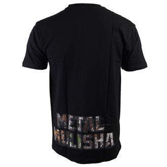 t-shirt street men's - Hideout - METAL MULISHA - BLK