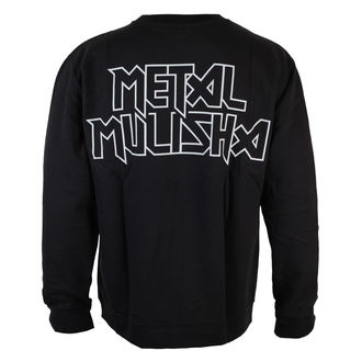sweatshirt (no hood) men's - Bland - METAL MULISHA - BLACK-GREEN
