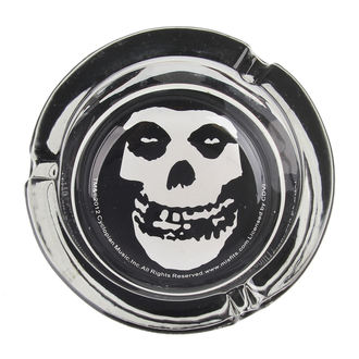 ashtray Misfits - Skull, C&D VISIONARY, Misfits
