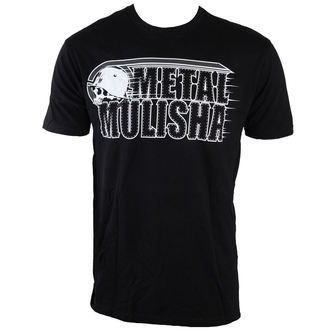 t-shirt street men's - Stitch - METAL MULISHA - BLK