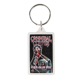 key ring (pendant) Cannibal Corpse - Spree - K-1025