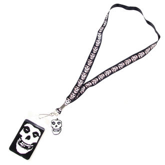 key ring (pendant) Misfits - Glow In The Dark - LAN-0118