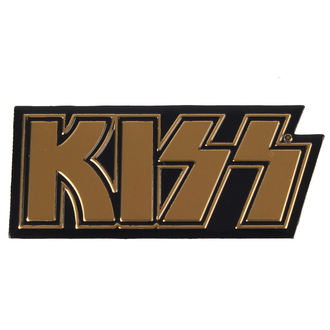 sticker large Kiss - Logo, C&D VISIONARY, Kiss