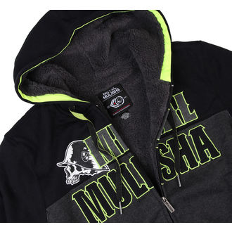 hoodie men METAL MULISHA - Slash - BLK
