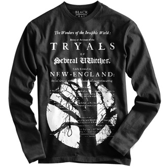 t-shirt men's - Tryals - BLACK CRAFT - Black