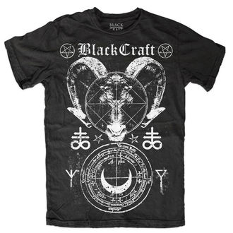 t-shirt men's - Leviathan - BLACK CRAFT - MT118LV