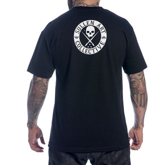t-shirt hardcore - Badge Of Honor - SULLEN - SCM0065_BK