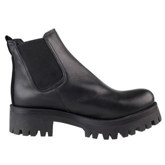 leather boots women's - Rene - ALTERCORE