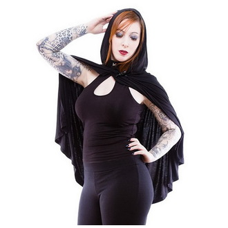 hoodie women's - Gothic Dunne - NECESSARY EVIL, NECESSARY EVIL