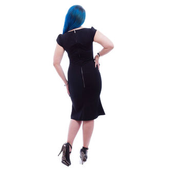 dress women NECESSARY EVIL - Gothic Lalita - Black - N1201