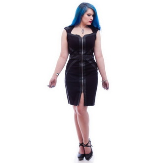 dress women NECESSARY EVIL - Gothic Luna - Black, NECESSARY EVIL
