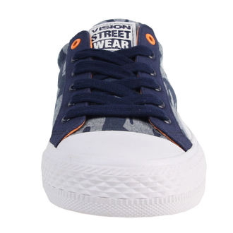 low sneakers women's - Canvas LO - VISION, VISION