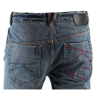 pants men (jeans) GLOBE - Coverdale - Dirty Wood - GB0096029