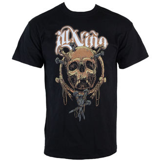 t-shirt metal men's Ill Nino - Sacrificial - VICTORY RECORDS - VT1219-TS