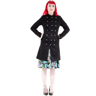 coat women's spring/autumn HEARTS AND ROSES - Balmain Military - 1015