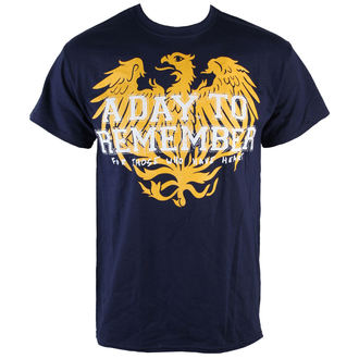 t-shirt metal men's A Day to remember - Friends - VICTORY RECORDS, VICTORY RECORDS, A Day to remember