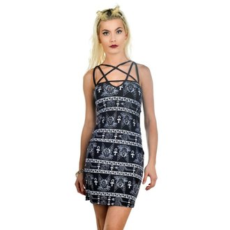 dress women TOO FAST - Pentagram, TOO FAST