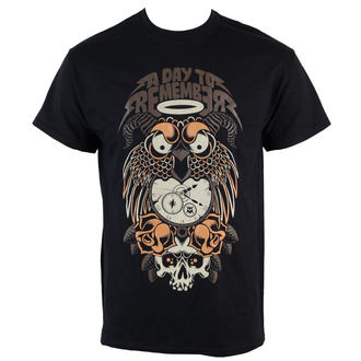 t-shirt metal men's A Day to remember - Owl - VICTORY RECORDS - VT851-TS