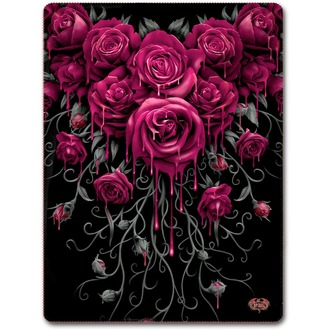 blanket SPIRAL - Blood Rose - K018A501