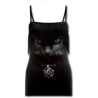 top women SPIRAL - Black Cat - Black - D008G065
