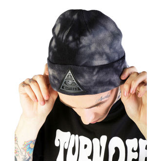beanie Disturbia - Oracle - Black - DIS742