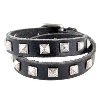 bracelet ETNOX - Studs & Leather - UA3001