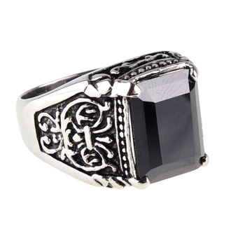 ring ETNOX - Black Ornament - SR1150