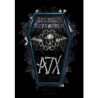 flag Avenged Sevenfold - Coffin - HFL1131