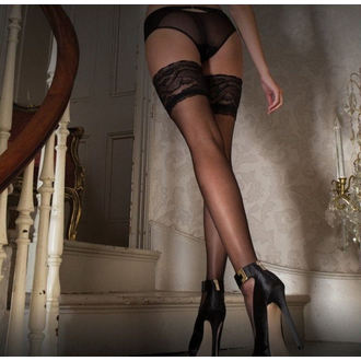 tights Legwear - Vixen - Audrey Lace Top Hold Up