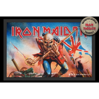doormat Iron Maiden - Trooper - ROCKBITES - 100879