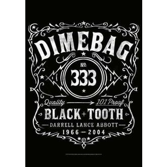 flag Dimebag Darrel - Label - HFL1157