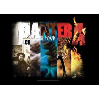 flag Pantera - Album Collage - HFL1163