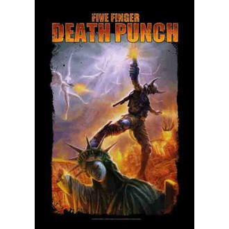 flag Five Finger Death Punch - Battle Of The God - HFL1147