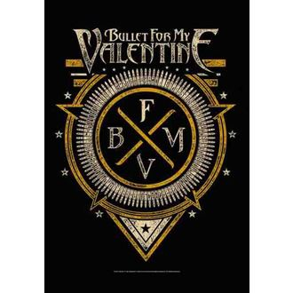 flag Bullet For My Valentine - Emblem - HFL1154