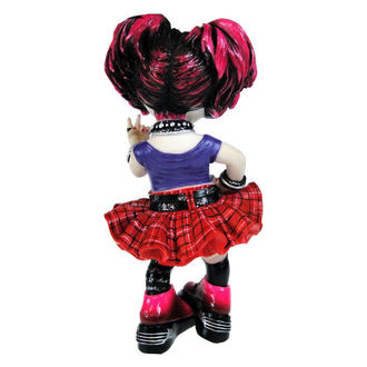 decoration (doll) Little Miss Rebel