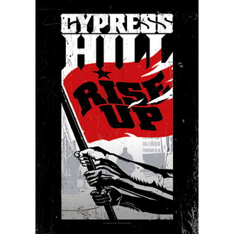 flag Cypress Hill - Rise Up - HFL1077