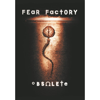 flag Fear Factory - Obsolete - HFL0181