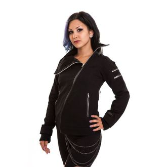 spring/fall jacket women's - Wolven - POIZEN INDUSTRIES - POI033