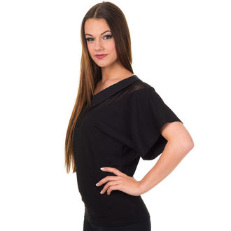 t-shirt women's - Black - BANNED, BANNED