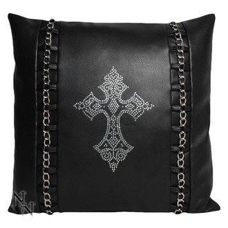 pillow Diamante Cross