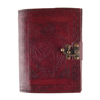 writing notepad Pentagram Leather Journal - D1667E5